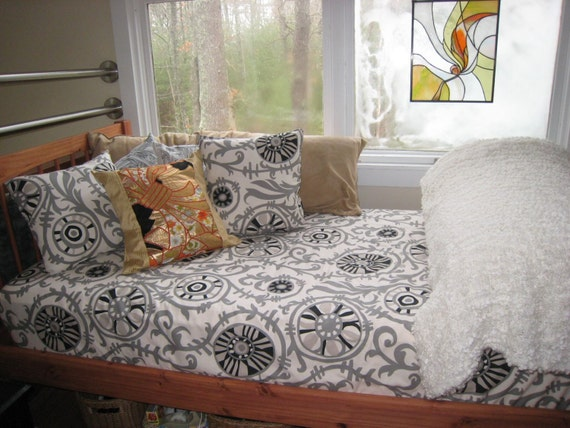 Fitted Daybed Cover In Customer Fabric Twin Twin Xl Or