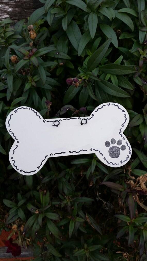 Dog bone ornament for Dog bone ornaments craft