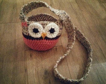 Little Lady Owl Purse