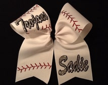 Customized Softball Bow