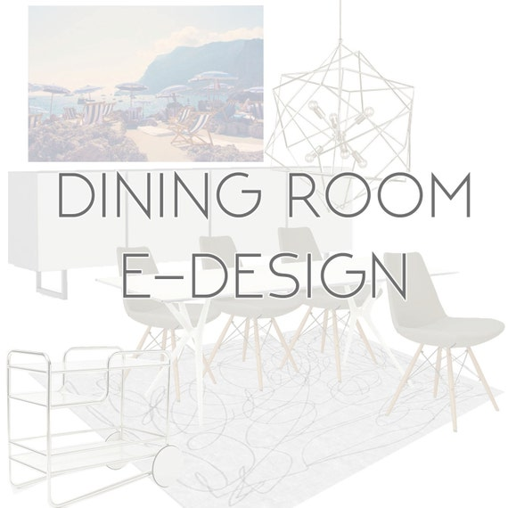 Interior Design Package For DINING ROOM 210 By BeyondInteriorsCo