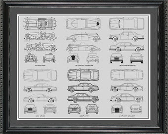 Bmw m series blueprint collection drawing art car auto gift rolls royce collection drawing art car auto gift brroy2024 malvernweather Choice Image