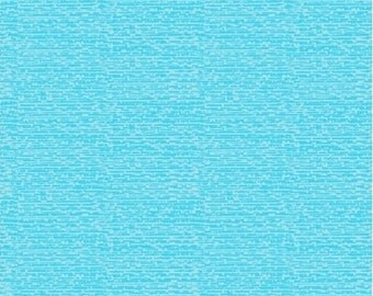 Windham Fabrics Lulu 38922-6 Turquoise Texture Yardage by Another Point of View