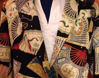 Awesome Eighties Jacket by Criscione, New York