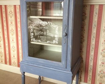 "Vintage ""French Inspired"" Cupboard"