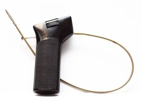 Vintage Grip Amp Shutter Release Cable For 35mm Film Rangefinder