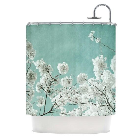 "Shower Curtain - Iris Lehnhardt ""Flowering Season"" Great Gift ..."