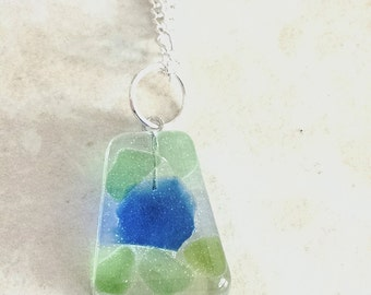 Beach Glass Necklace