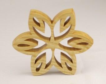 Wooden Trivet [2]