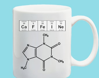 Science Mug - Periodic Table Chemistry Mug