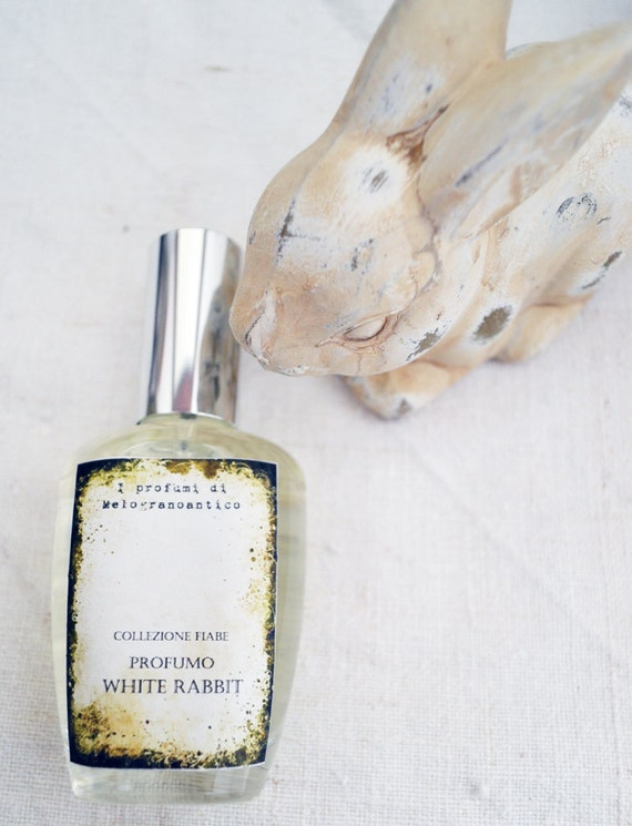 White Rabbit Scent a fragrance for another time ... with the eponymous fairy tale!