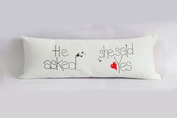 custom body pillowcase 20x54 bedding pillow cover by ...