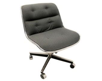 Vintage Knoll Pollock Office Chair
