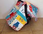 Car Seat Canopy, Dr. Seuss, The Cat In The Hat