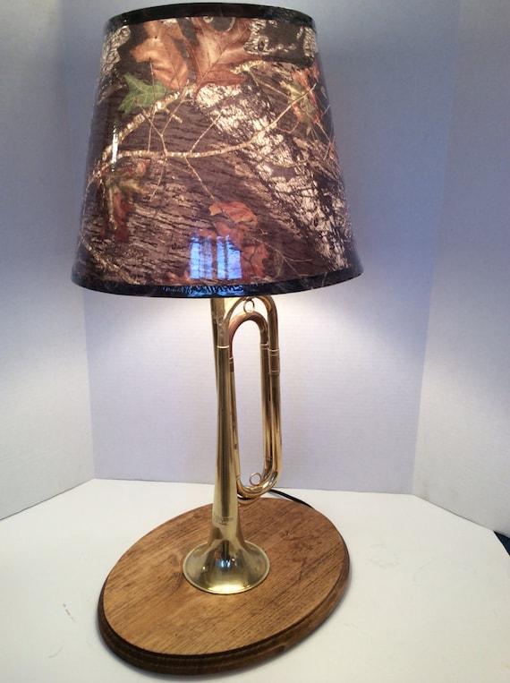 Camo lamp shade - Lookup BeforeBuying
