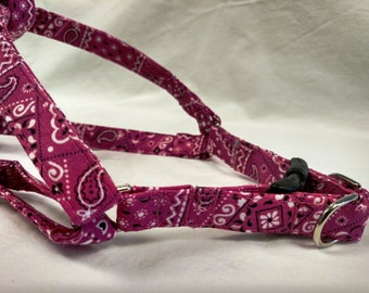 Step In Dog  Harness -  Any Fabric