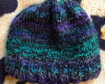 Northern Lights Knitted Hat