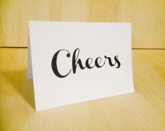CARD. Cheers.