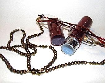 Beaded Eyeglass Necklaces