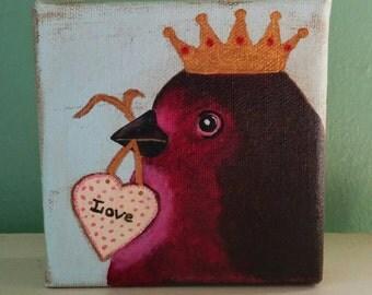 Princess Love Bird