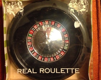 Vintage Roulette Game