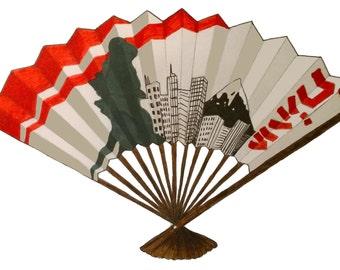 Godzilla Fan Art Print