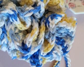 Loofah Bath Spa Puff Handmade Crochet