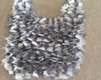 Bathroom Mat, Contour Mat, Toilet Mats, Rag Rug Bathroom, Gray Toilet Rug