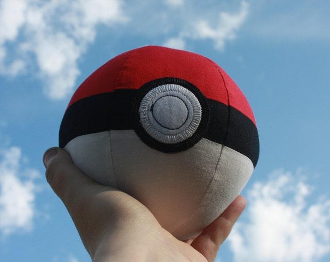 Pokemon Poke Ball Rattle Toy-MTO