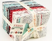 NEW! Moda Feed Company Fat Quarter Bundle by Sweetwater