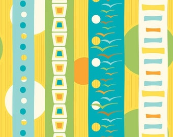 Flock Design by Thomas Knauer Fabric