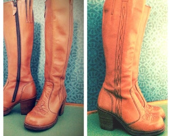 60's Campus boots us 5,5 euro 35,5