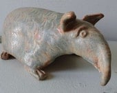 Armadillo Sculpture OOAK