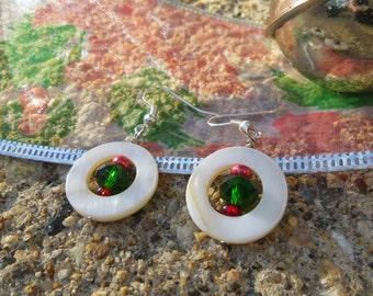 Festive Holiday Earrings
