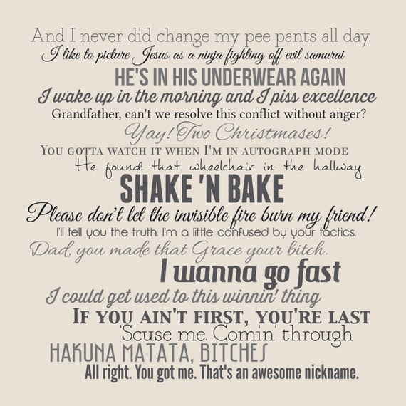 Quotes From Talladega Nights Movie: Talladega Nights: The Ballad Of Ricky Bobby By CraftEncounters