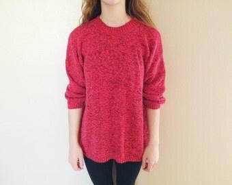VTG 80's Oversized Sweater
