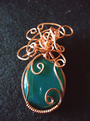 wire wrapping gemstones instructions