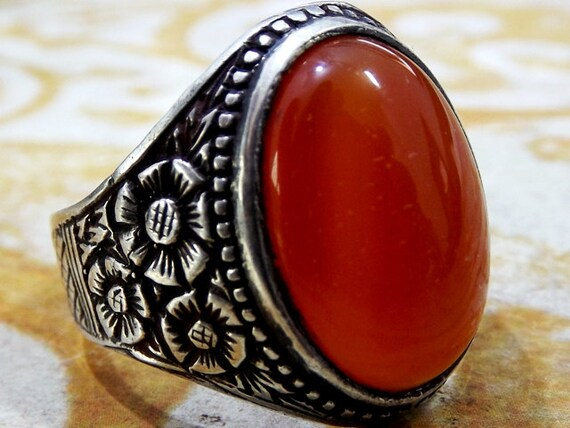 middle eastern single men in sterling Designer bora oxidized middle eastern sterling silver coin yemeni yemen kabdi agate aqeeq aqiq silver men ring-middle eastern middle eastern ring.