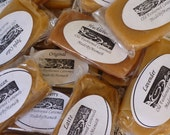CLEARANCE! ~ 2 lb Box of 32 extra creamy, homemade MadeByMamaB soft caramels - flavors vary