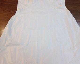 Vintage Vassarette Slip/ Lingerie/ nightgown