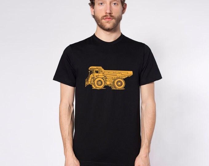 KillerBeeMoto: Large Construction Dump Truck Short & Long Sleeve Shirt