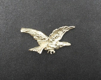 Sterling Silver Eagle Findings Lost Wax Casting