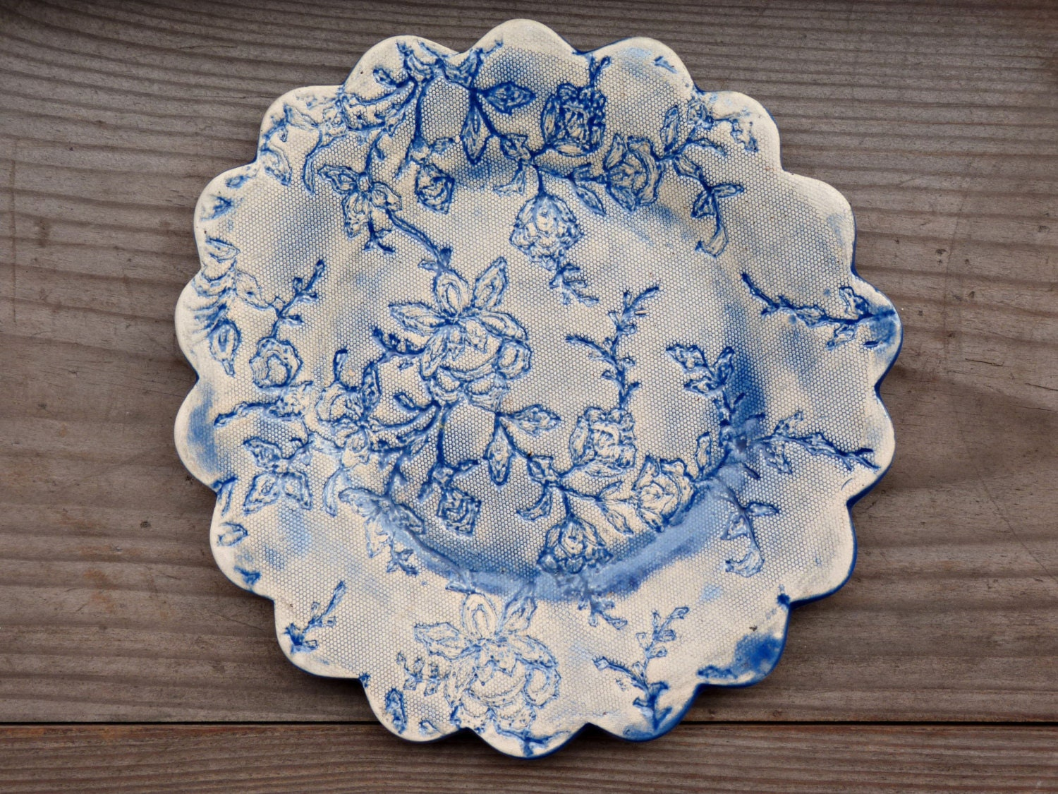 Decorative Plate Blue Ceramic Plate Lace Plate By Foxrosalita. Decorated Christmas Wreaths. Garden Decorative Fence. Safe Room Door. Decorative Packing Tape. Fleur De Lis Yard Decor. 12000 Btu Air Conditioner Room Size. Utility Room Storage. Bricks For Wall Decor