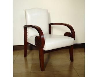 Leather Armchair