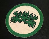 Dragon Age Dalish Embroidered Patch