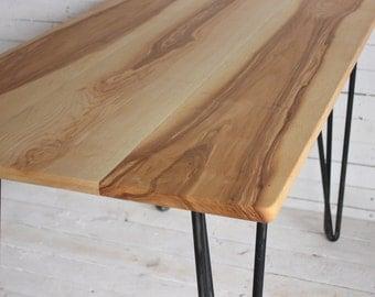 olive ash dining table/dinner table/desk
