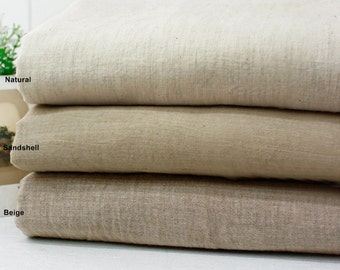 Gauze Fabric in 3 Colors By The Yard