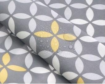Laminated Cotton Fabric Clover