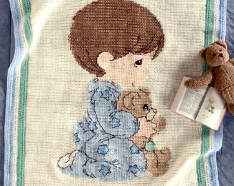Precious moments afghans crochet patterns