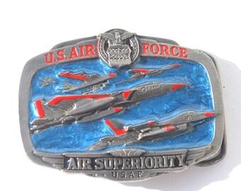 Air force belt | Etsy